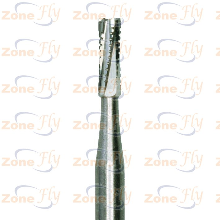 Dental Burs STRAIGHT FISSURE CROSSCUT